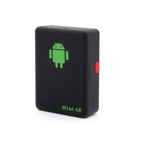 ردیاب و مکان یاب شخصی و پیامرسان اضطراری - ردیاب و شنود Mini A8